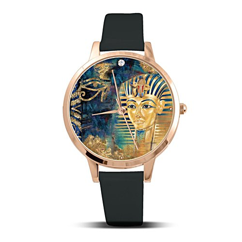 'Splendour Of Egypt' Swarovski® Crystal Watch
