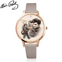 Elvis™ 'Burning Love' Swarovski® Crystal Watch