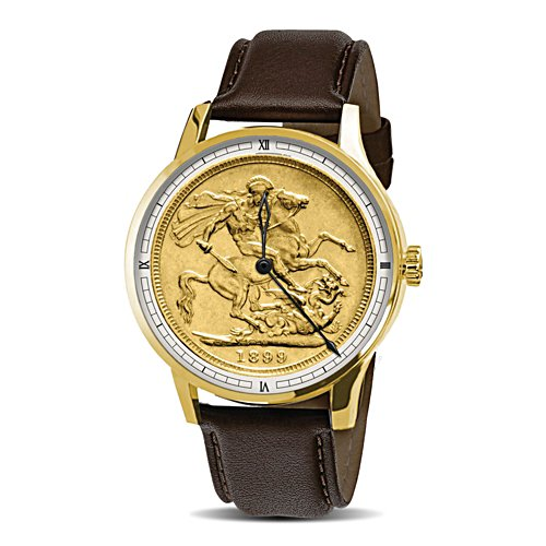 '1899 Sovereign Replica' Men's Watch