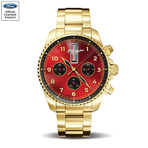 BOSS 429 50th Anniversary Gold Watch