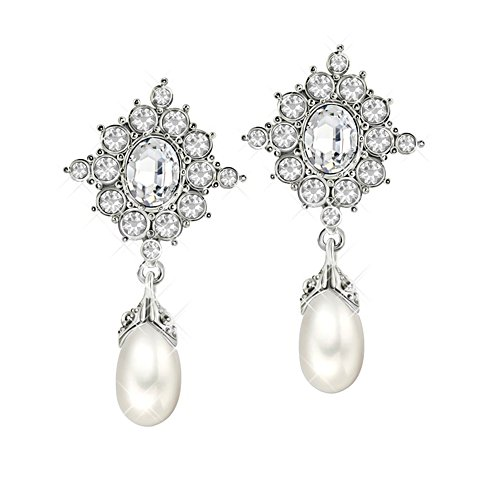 Princess Diana Replica Earrings