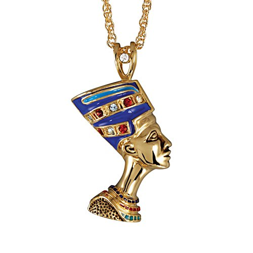 'Beautiful Nefertiti' Pendant