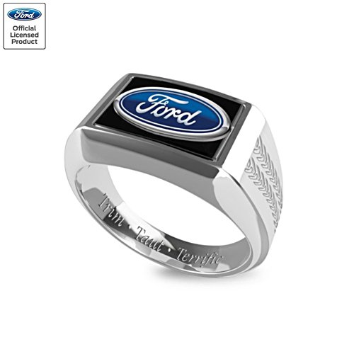 Official Ford Men's Ring