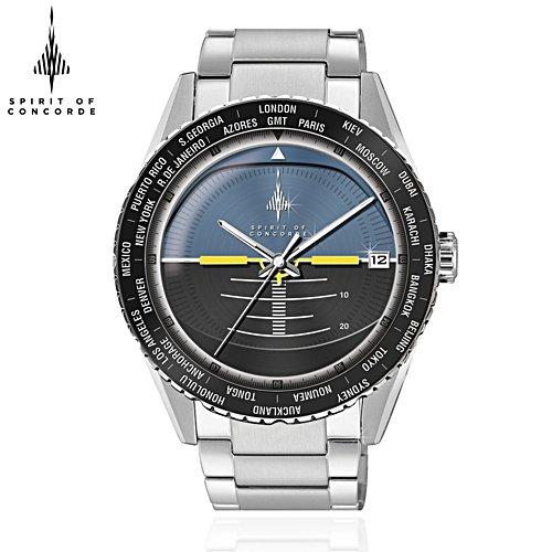50th Anniversary 'Spirit Of Concorde' Horizon Men's Watch