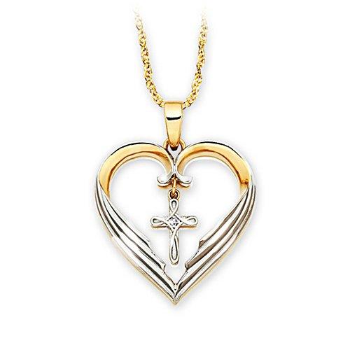 'Precious Memories' Diamond Pendant