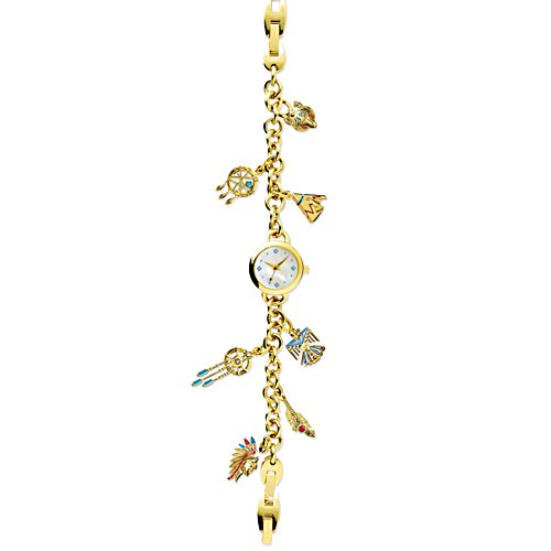 'Sacred Spirits' Charm Watch
