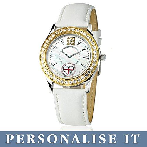 'Forever England' Personalised Ladies Watch