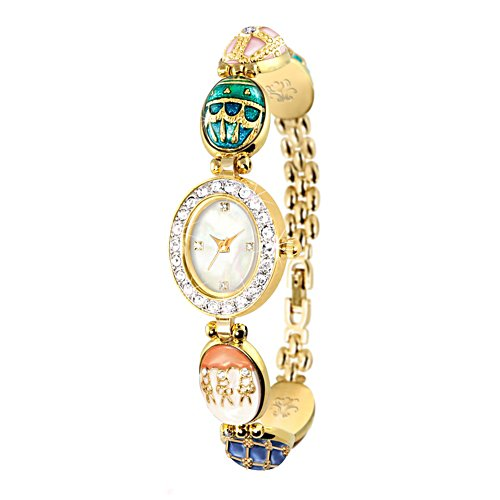 'Treasures Of The Tsars' Bracelet Watch