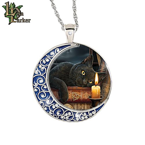 'The Witching Hour' Glow-In-The-Dark Pendant