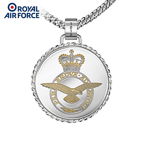 RAF Stainless Steel Men's Pendant