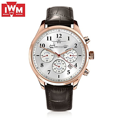'Heroes Of D-Day' 75th Anniversary Men's Chronograph Watch