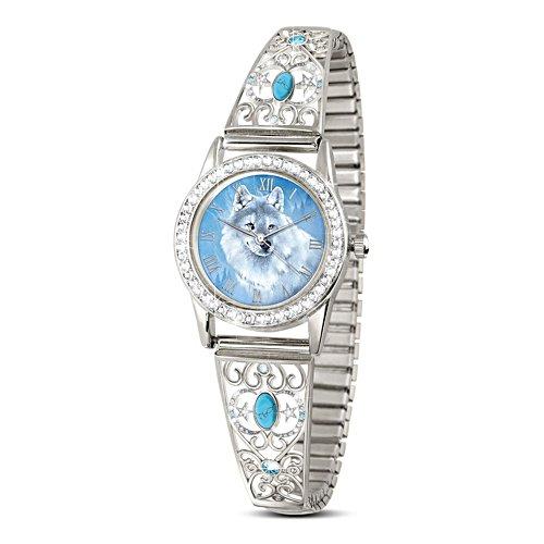 Zeit der Wölfin – Armbanduhr