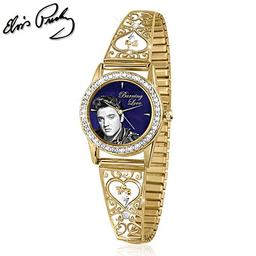 Elvis™ 'Burning Love™'  - Dam-armbandsur