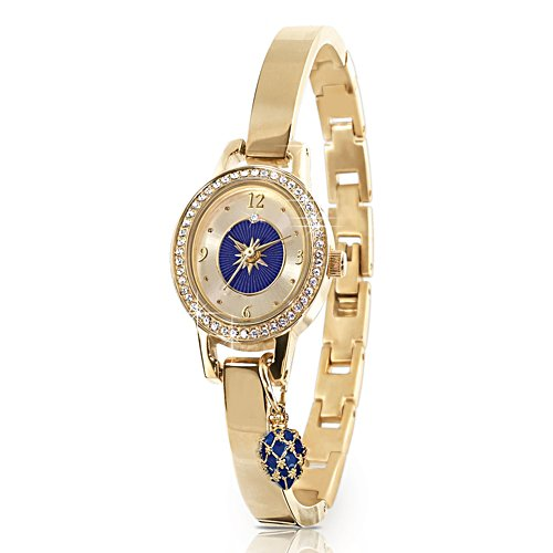 'Treasures Of The Tsars' Fabergé-Inspired Charm Watch