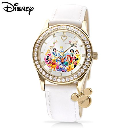 'Ultimate Disney' Diamond Ladies' Watch