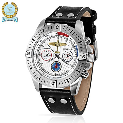 Hawker Hurricane 80th Anniversary Chronograph