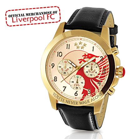Official Liverpool FC Limited Edition Chronograph