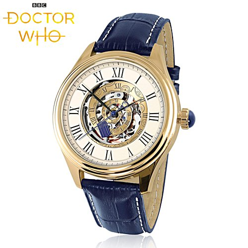 Doctor Who Time Vortex Mechanical Watch