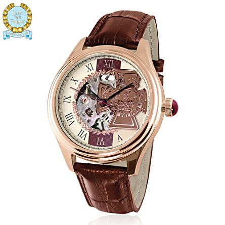 'Victoria Cross' Mechanical Men's Watch