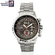 'Hawk T1 Mach 1.2' Aviation Limited Chronograph Watch