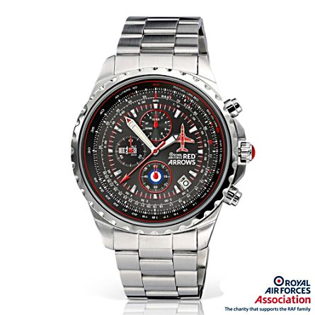 Official Red Arrows Hawk T1 Limited Chronograph Watch