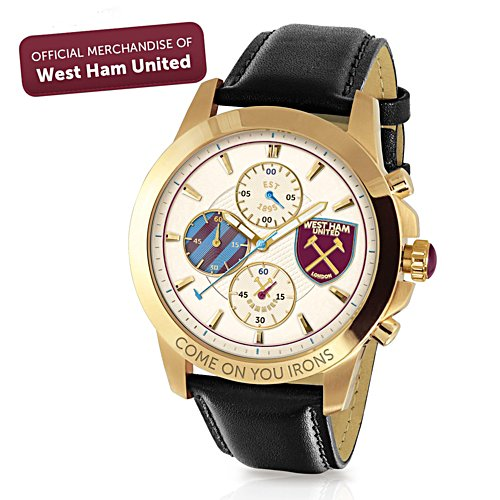 West Ham United FC 'Hammers' Chronograph Watch