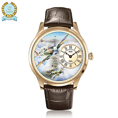 'Heroes Of The Skies' Men's Watch