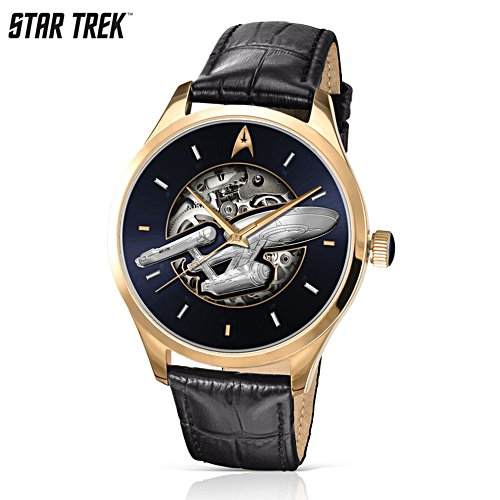 Star Trek Men's Mechanical Watch