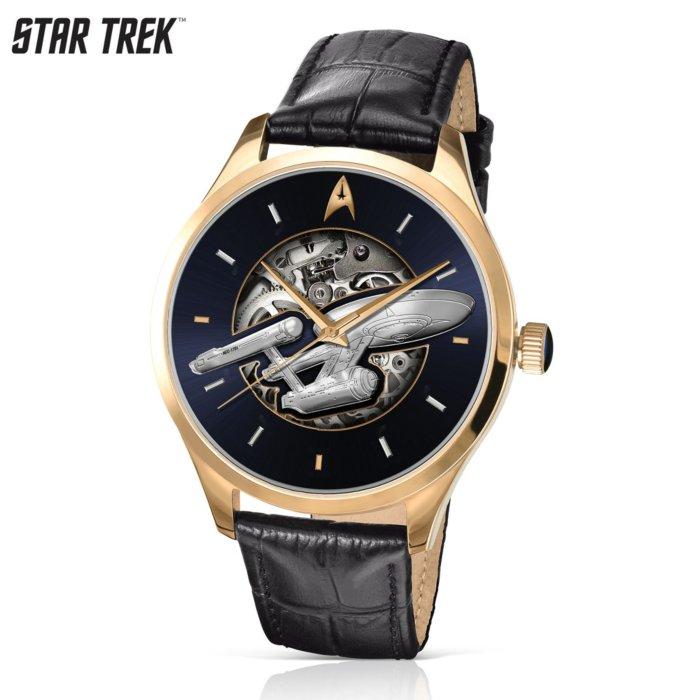STAR TREK™ Men's Mechanical Limited Edition Watch