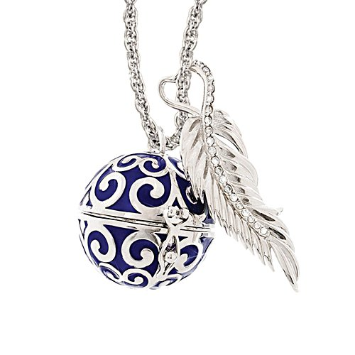 'Guardian Angel Caller' Swarovski® Crystal Pendant