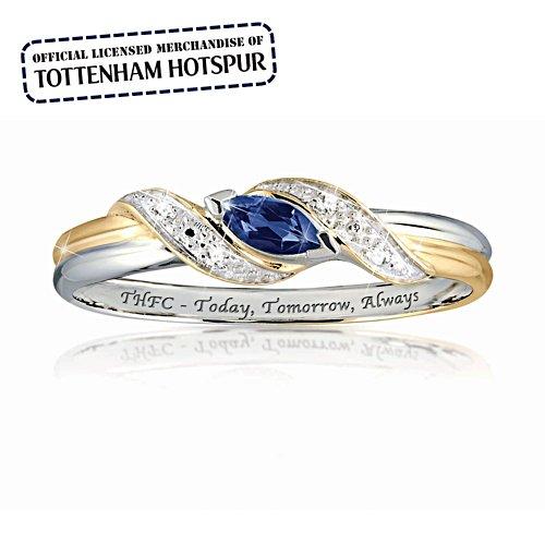 'Tottenham Hotspur' Ladies' Sapphire Ring