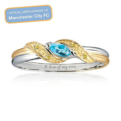 Manchester City FC 'Embrace' Ring