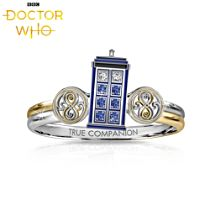 Doctor Who Ladies' TARDIS Ring