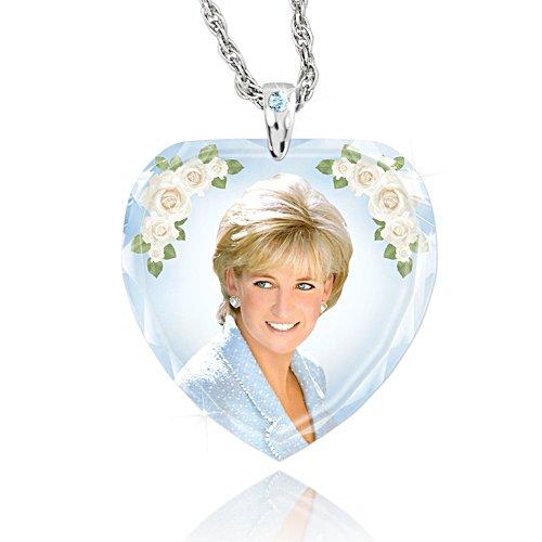 Prinzessin Diana – Herzanhänger