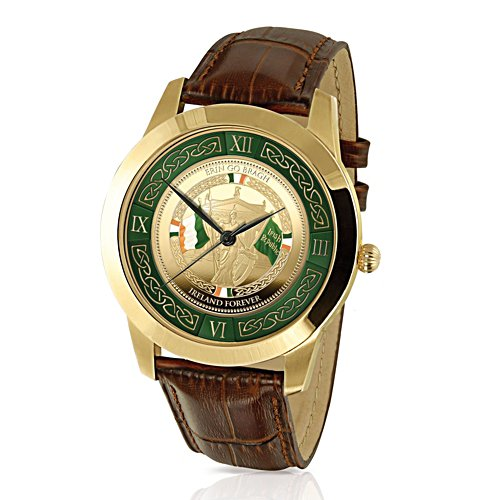 'Forever Ireland' Commemorative Men's Watch