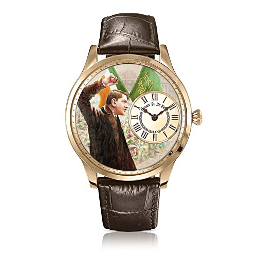 'Sworn To Be Free' Commemorative Watch