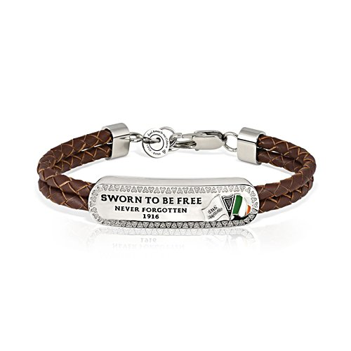 'Easter Rising Centenary' Men's Wristband