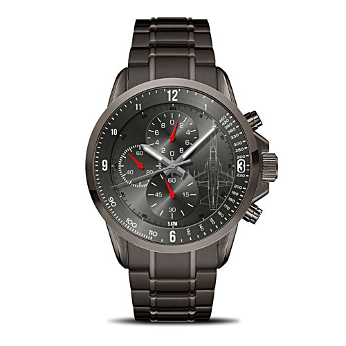 F5 Tiger II Limited Edition Chronograph Watch