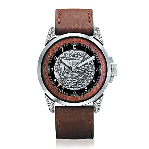'King Of The Woods' Stag Men's Watch