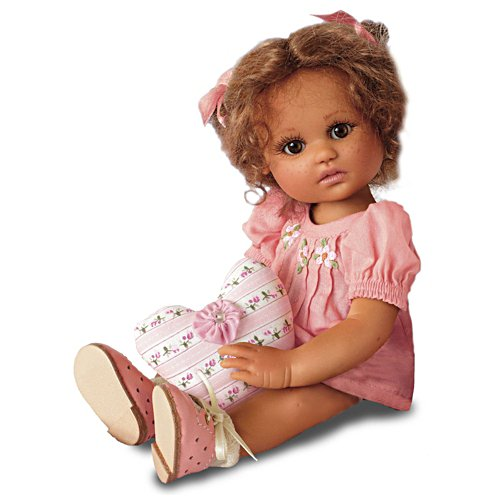 'Laura' So Truly Real® Toddler Doll