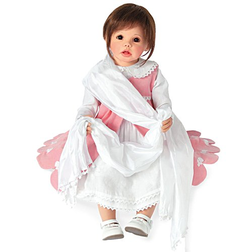 'Rosemarie – Mama, Look How Beautiful I Am' Child Doll
