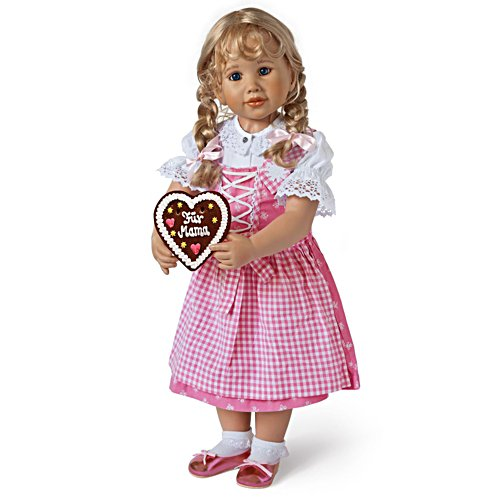 'Leni – My Heart For You' Dirndl Blonde Child Doll
