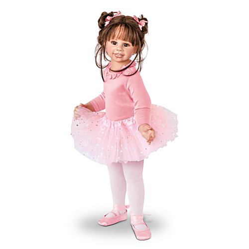 'Premiere For Lara' Ballerina So Truly Real® Girl Doll