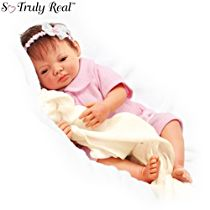 'Selina Wants A Hug' So Truly Real® Baby Girl Doll