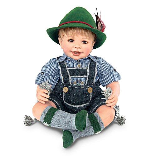 'Maxl Goes To Oktoberfest' Boy Doll