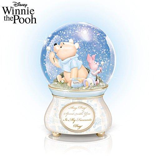 Disney Winnie The Pooh 'A Classic Tale' Glitter Globe