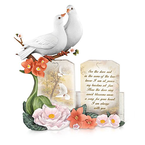'Messengers Of Peace' Figurine