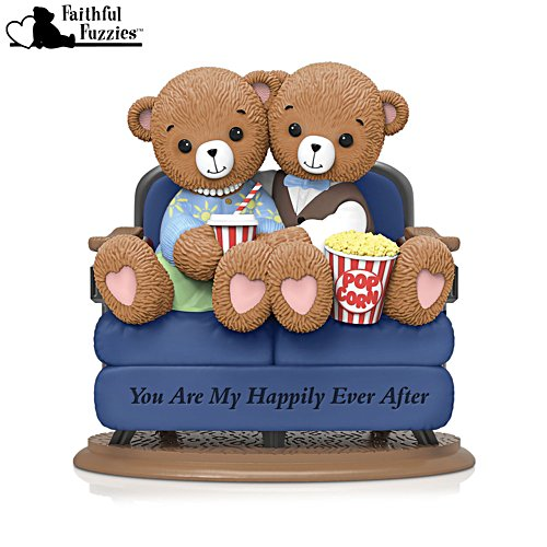 Faithful Fuzzies® 'You Are My Happily Ever After' Figurine
