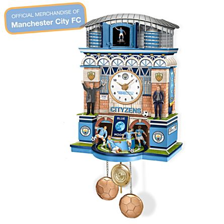 Manchester City FC Stadium Clock