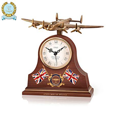 Dambusters 75th Anniversary Commemorative Desk Clock